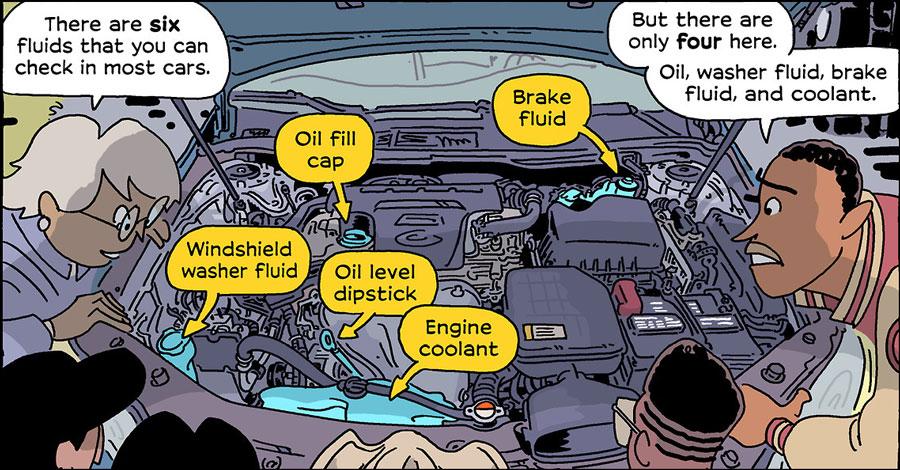 First Second announces new 'Maker Comics' series