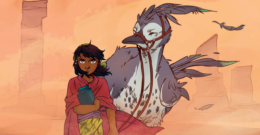Smash Pages Q&A: Nilah Magruder on 'M.F.K.'