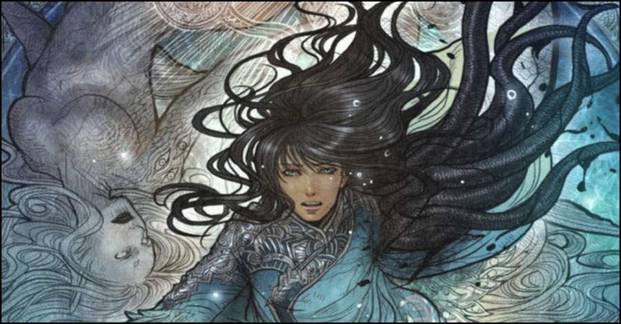 'Monstress' scares up a British Fantasy Award