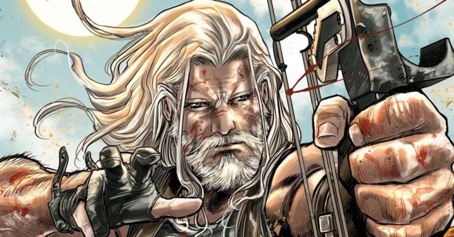 Marvel announces 'Old Man Hawkeye'