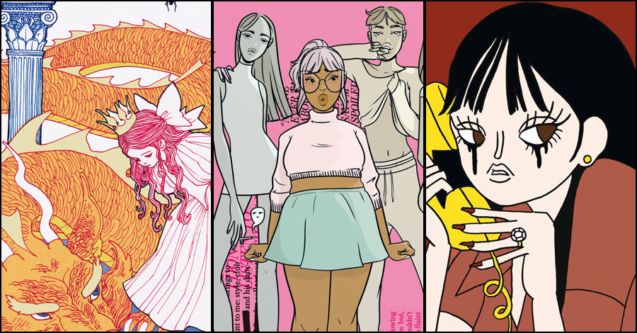 Smash Pages Q&A: Alex de Campi aims for the heart with 'Twisted Romance'