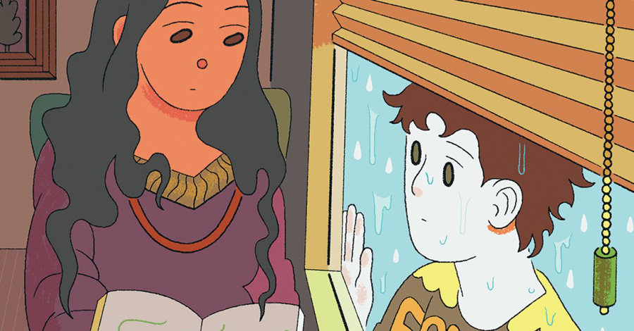 Smash Pages Q&A: Sophia Foster-Dimino on 'Sex Fantasy'