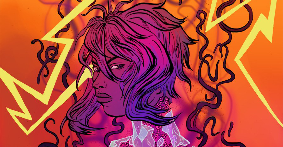 Smash Pages Q&A: Sloane Leong on 'Prism Stalker'