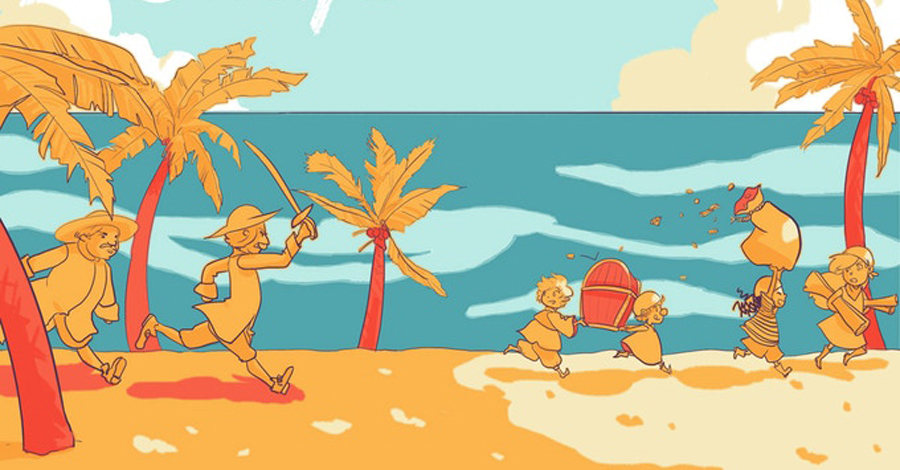 Smash Pages Q&A: Gabi Mendez on 'Lemonade Summer'