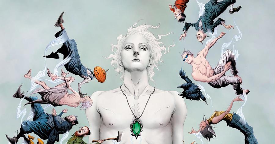 Gaiman to curate 'The Sandman Universe' line for Vertigo