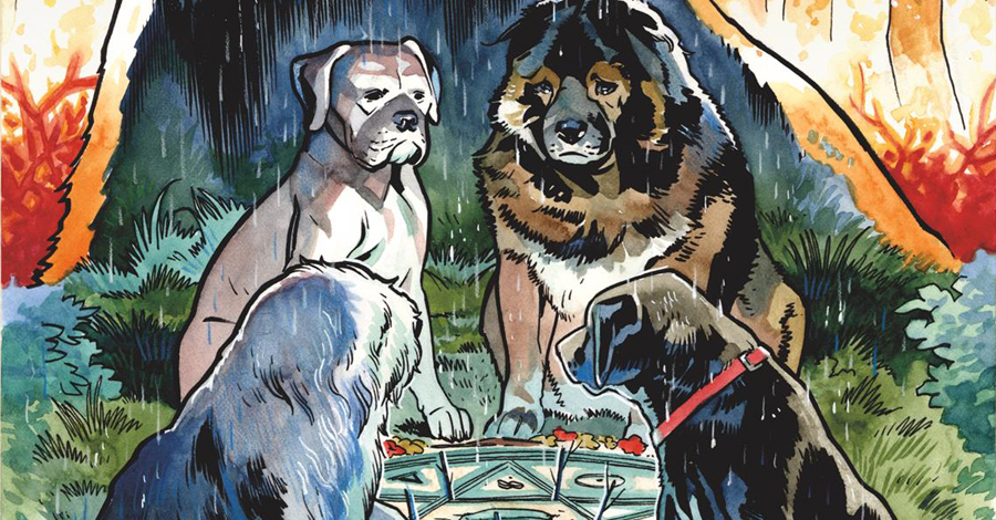 'Beasts of Burden' returns in August from Dorkin + Dewey
