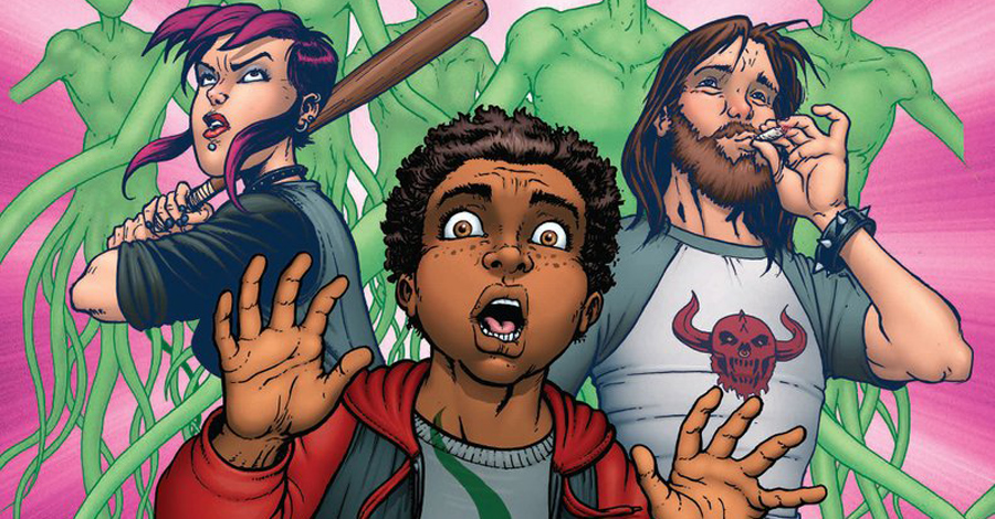 C2E2: Image announces new titles from Young/Conley, Culver/Geoffo