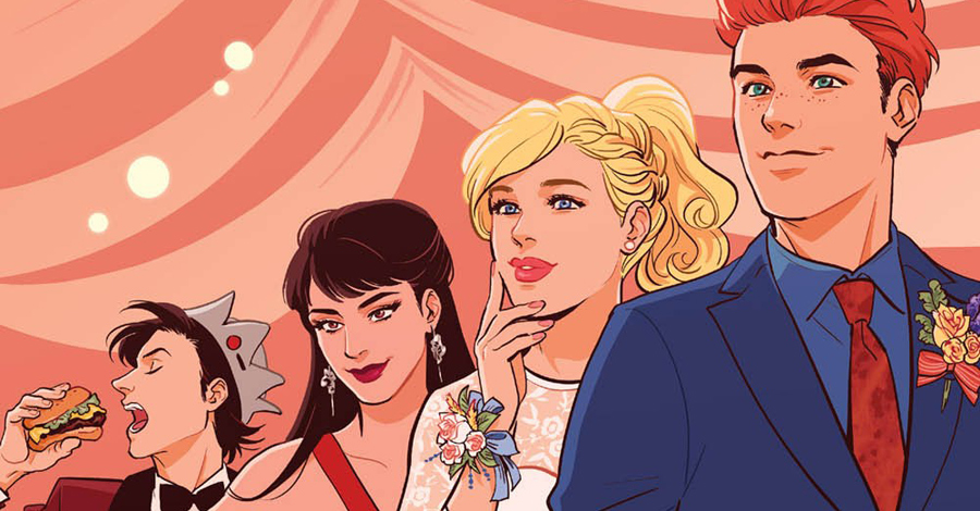 Smash Pages Q&A: Audrey Mok on 'Archie' and more
