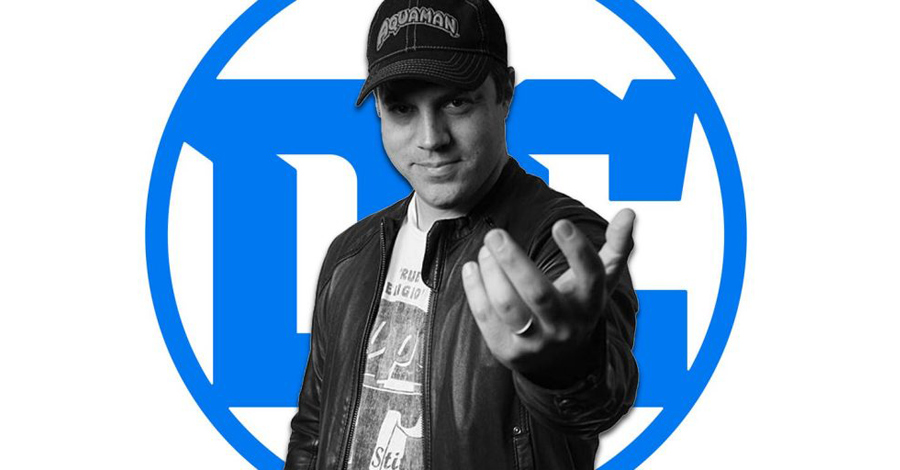 Geoff Johns steps down at CCO of DC Entertainment as Jim Lee steps up