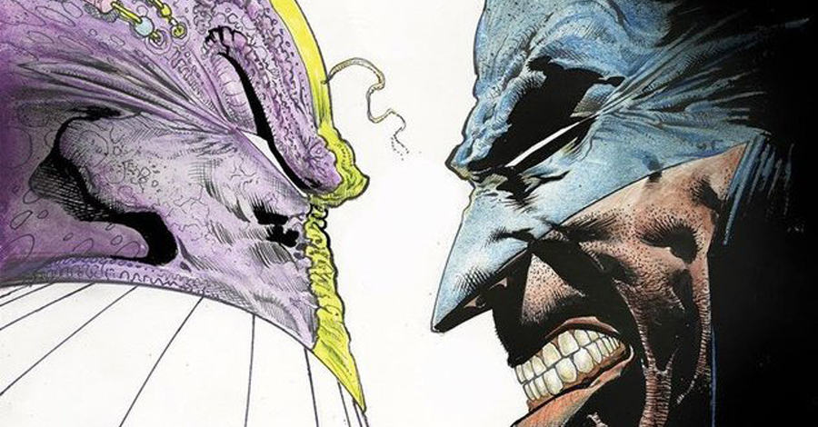 Sam Kieth returns to the Maxx with 'Batman/The Maxx: Arkham Dreams'