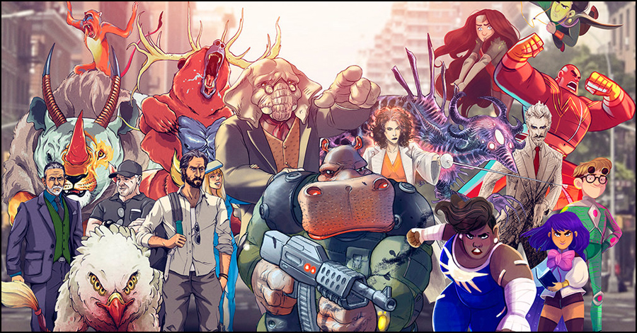 comiXology expands their 'Originals' line with creator-owned titles, print-on-demand