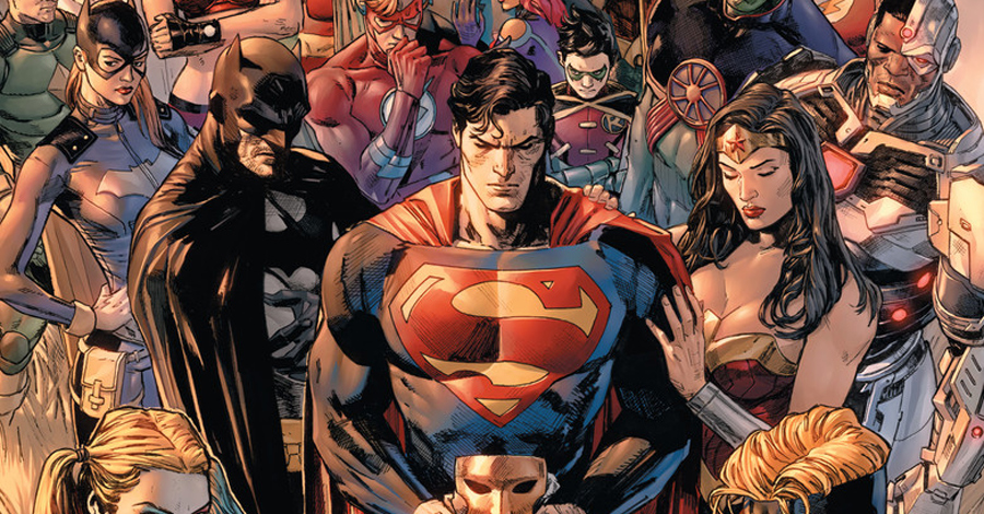 King + Mann's 'Heroes in Crisis' focuses on the human side of DC's heroes