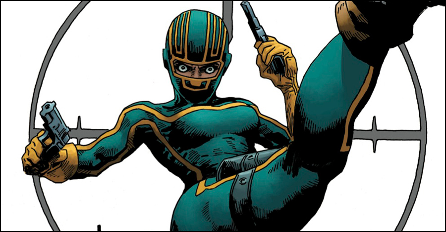 Steve Niles, Marcelo Frusin take over 'Kick-Ass' with issue #7