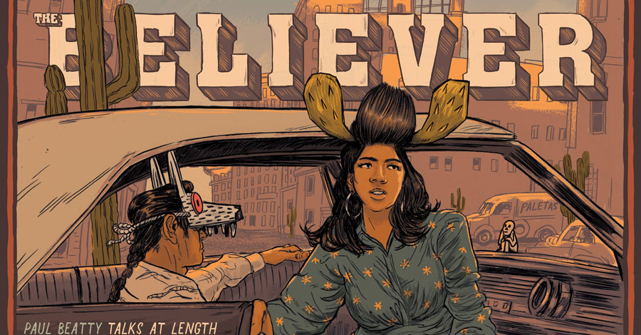 Smash Pages Q&A: Kristen Radtke on 'The Believer'