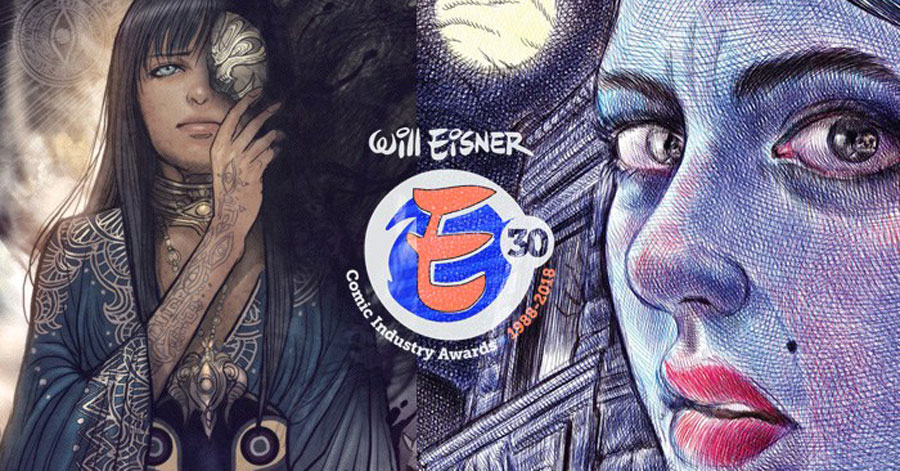 Monstress and Monsters rule the 2018 Eisner Awards
