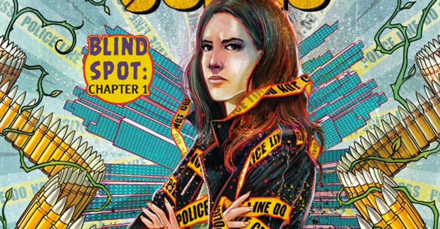 Marvel debuts a new digital 'Jessica Jones' series by Thompson + de Lulis