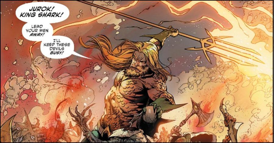 DeConnick + Rocha to take over 'Aquaman'
