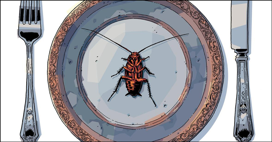 Eat a bug: 'Umbrella Academy' returns in October