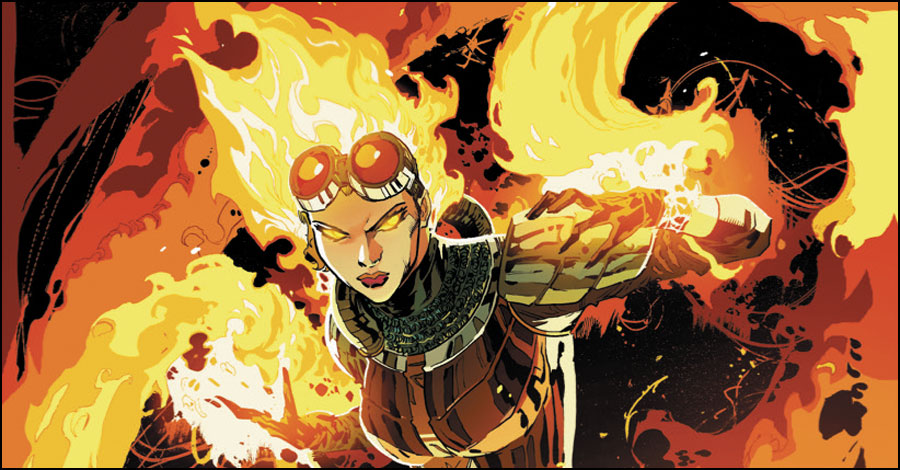 'Magic: The Gathering' returns to comics this fall