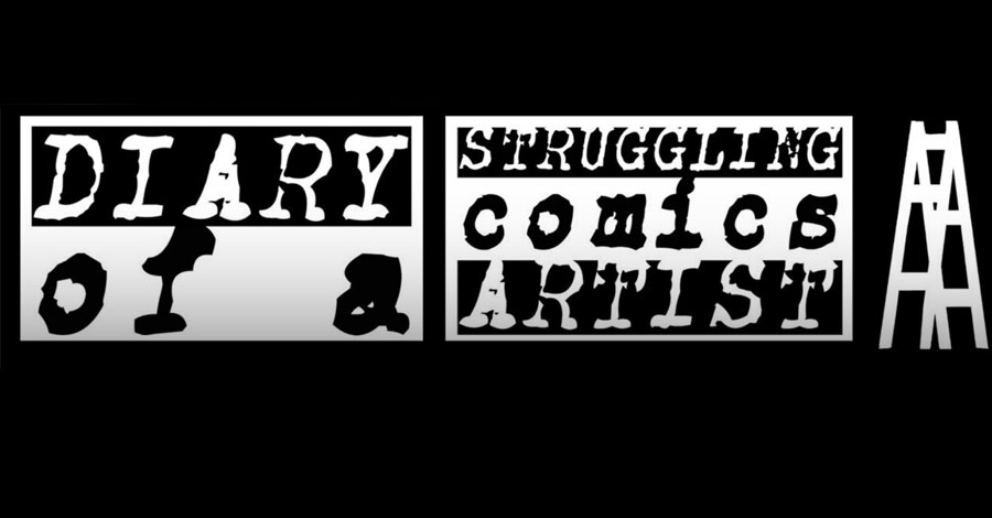 Creator documents the financial struggles of making comics