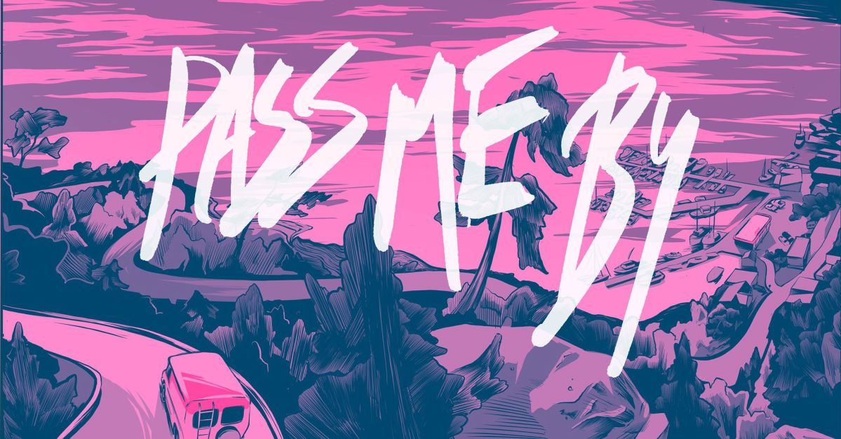'Pass Me By' is a beautifully illustrated queer Canadian tragedy on Kickstarter