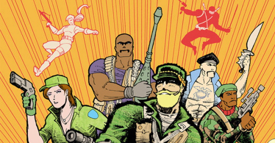 IDW enlists Michel Fiffe for a new G.I Joe miniseries