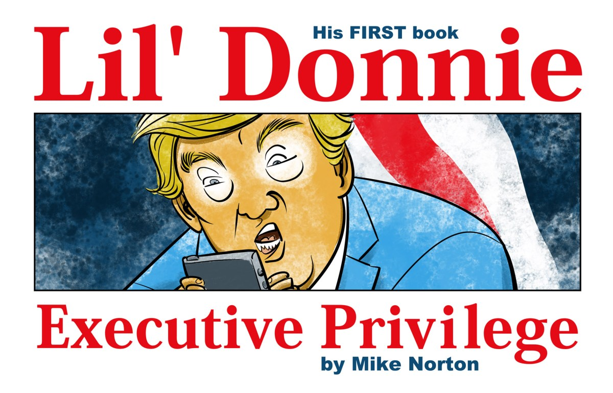 Smash Pages Q&A: Mike Norton on 'Lil' Donnie'