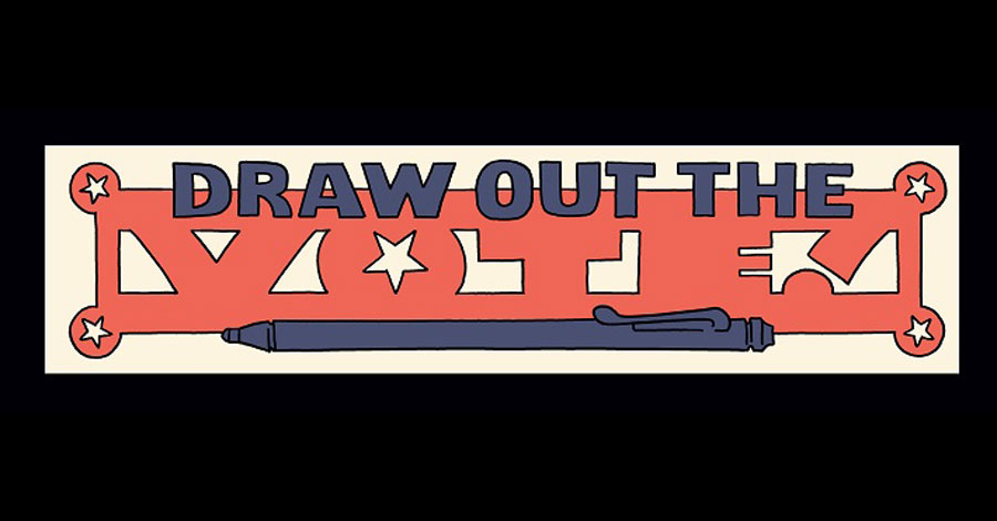 Oni Press launches voting information site — with comics, of course