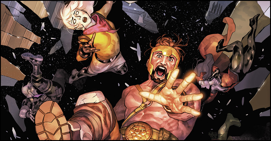 Weekly 'Avengers: No Road Home' kicks off next year