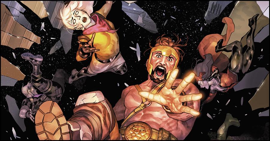 Weekly 'Avengers: No Road Home' kicks off next year