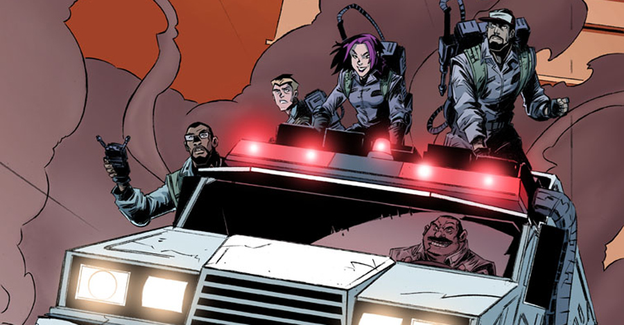 IDW celebrates 20 years with 'IDW 20/20' one-shots
