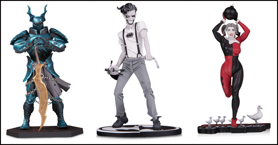 DC Collectibles reveals new statues + props at NYCC