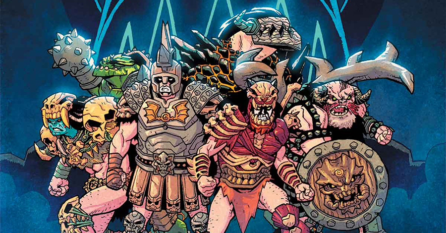 GWAR returns to comics with new graphic novel and website launch