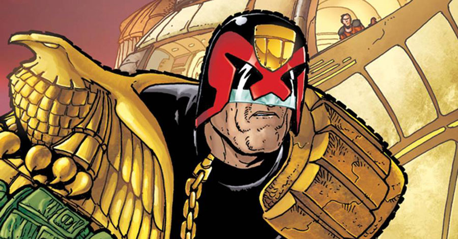 Comics Lowdown: Judge Dredd co-creator Carlos Ezquerra passes away