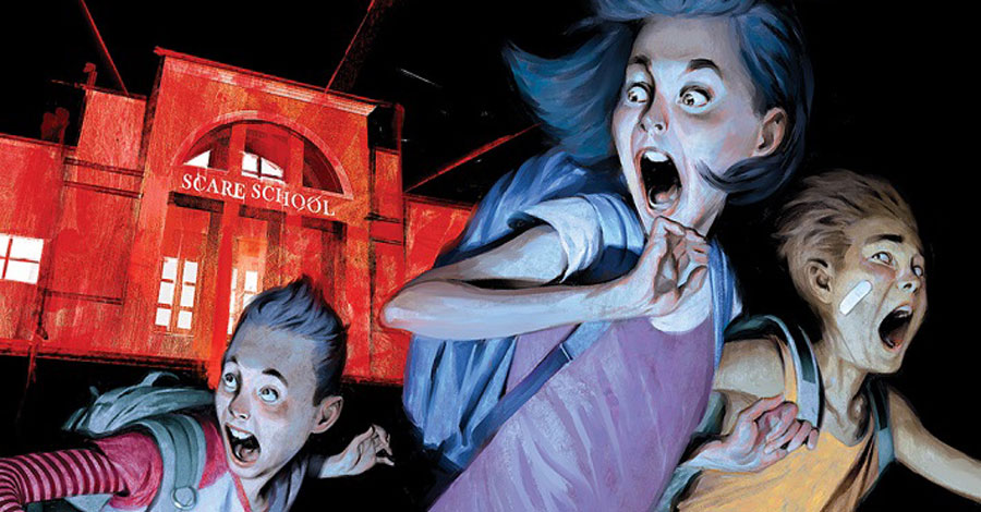 BOOM! to publish R.L. Stine's 'Just Beyond' graphic novel series