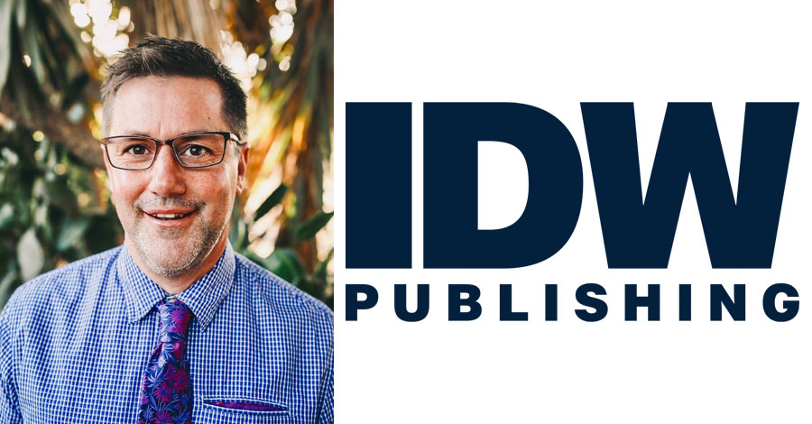 Comics Lowdown: Chris Ryall rejoins IDW; Joe Illidge out at Valiant
