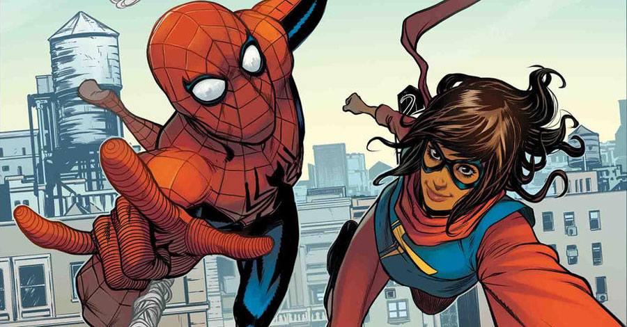 'Marvel Team-Up' returns in April