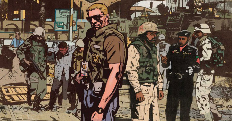 Comics Lowdown: Tom King's CIA service