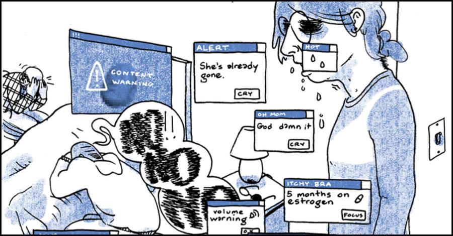 Smash Pages Q&A: Carta Monir