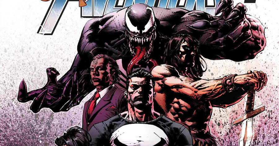 'Avengers Dismember': Wolverine, Conan join the 'Savage Avengers'