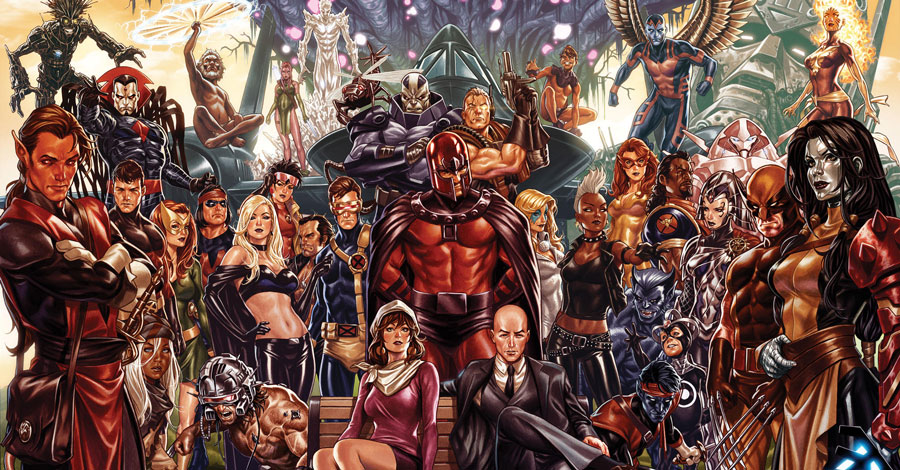 Jonathan Hickman returns to Marvel for 'House of X,' 'Powers of X'