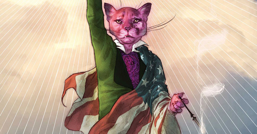 'Exit Stage Left: The Snagglepuss Chronicles' wins a GLAAD Media Award