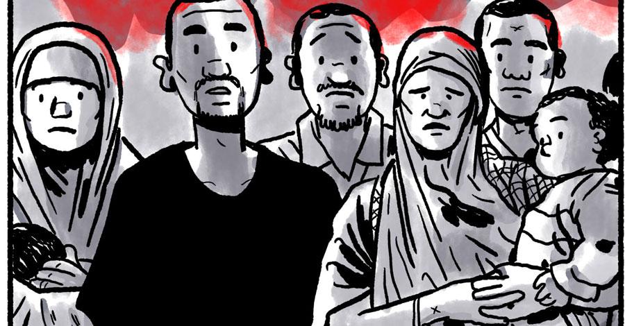 Comics Lowdown: C2E2 thief thwarted; Dawson on Somalia airstrikes