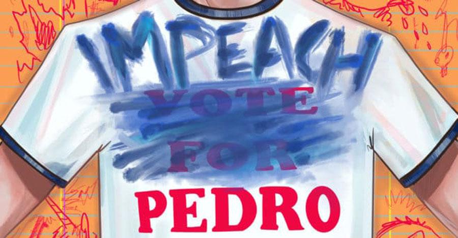 Impeach Pedro: 'Napoleon Dynamite' comes to comics