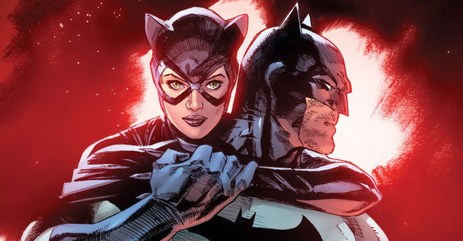King to leave 'Batman' for new 'Batman/Catwoman' title