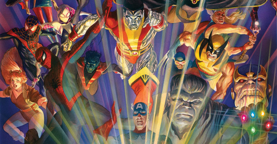 'Marvel Comics #1000' brings together 80 creative teams for one 80-page story