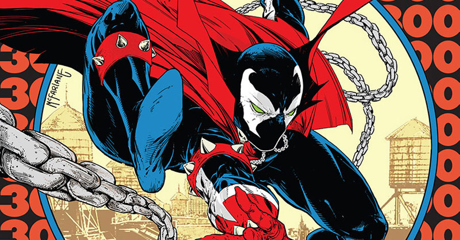 McFarlane's 'Spawn' celebrates 300 issues in August