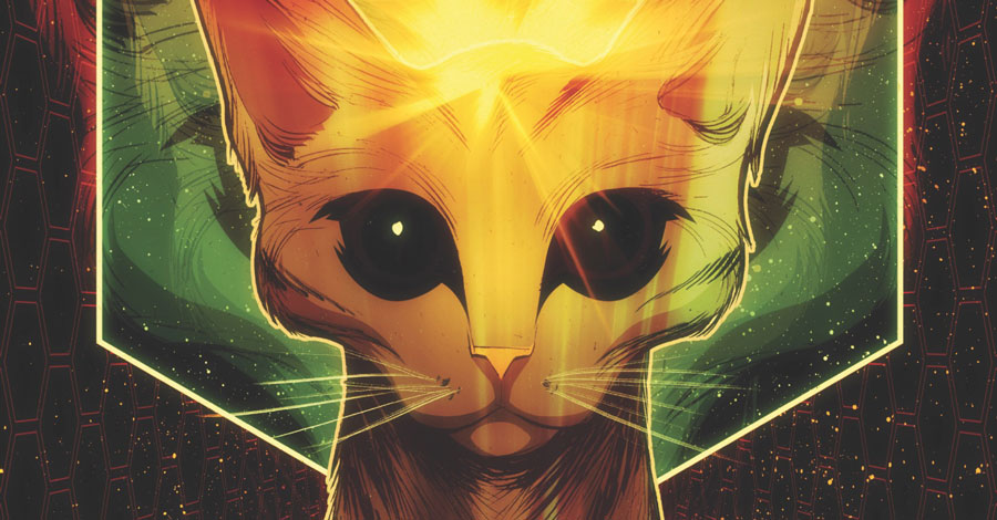 Lou the Cat saves the galaxy in 'Strayed'