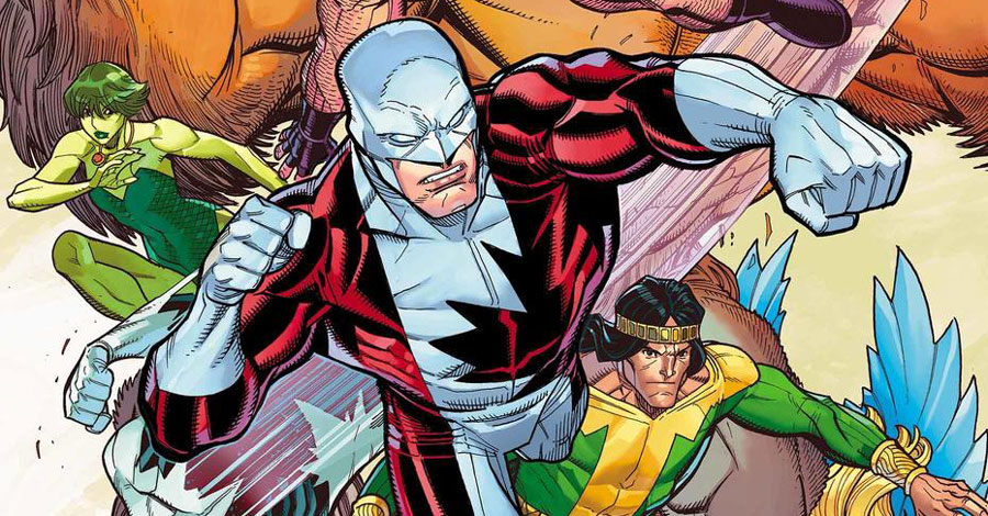 Canadian creators unite for new 'Alpha Flight'