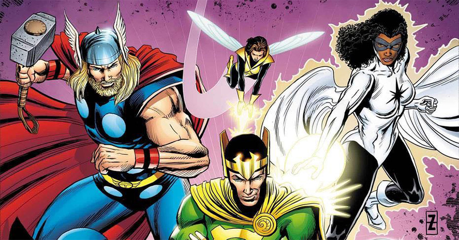 Roger Stern returns to the Avengers with 'Avengers: Loki Unleashed'